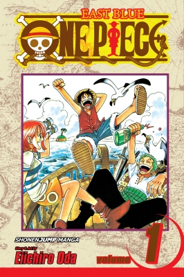 One Piece (Colored Edition)